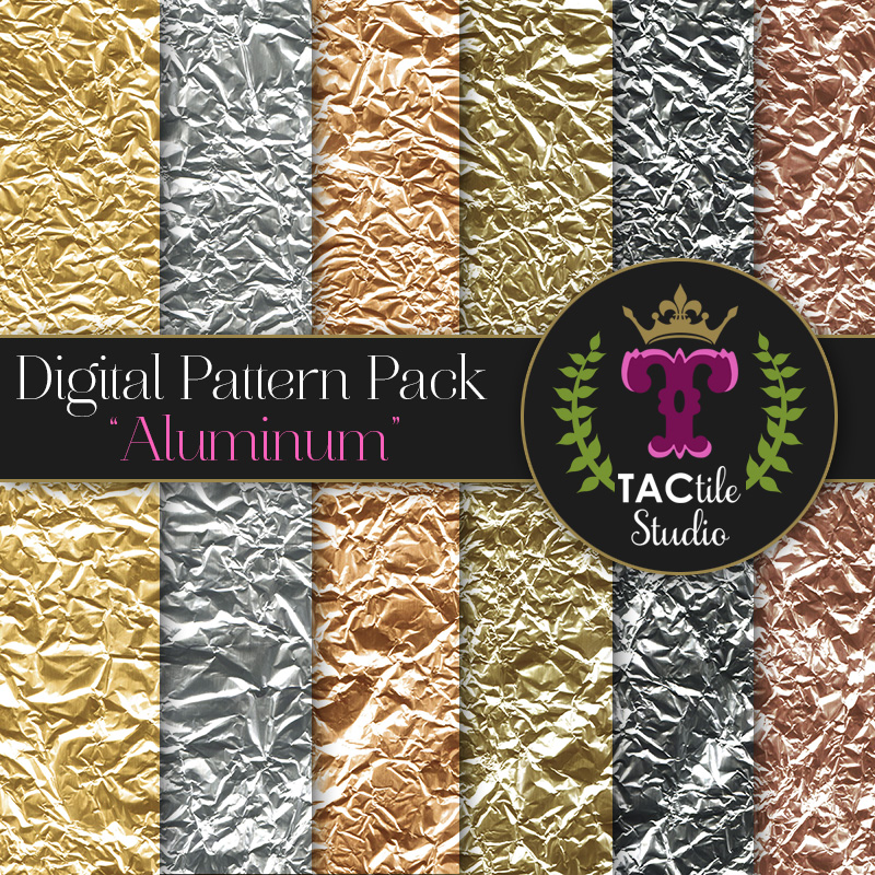 Aluminum Digital Paper Pack