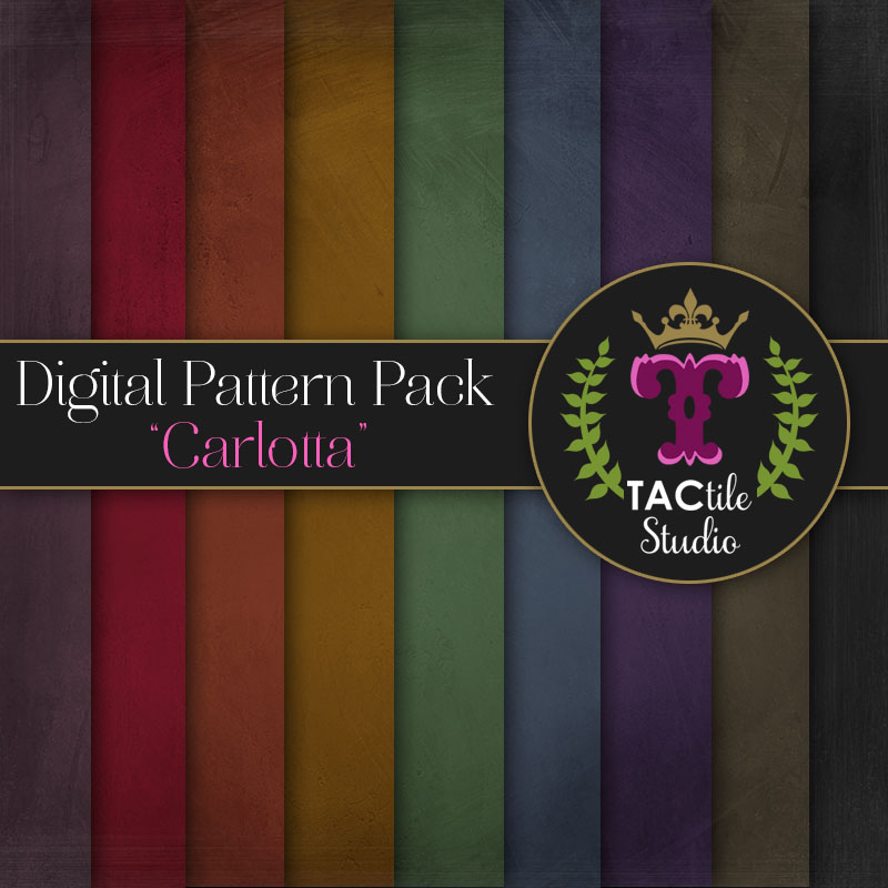 Carlotta Digital Paper Pack