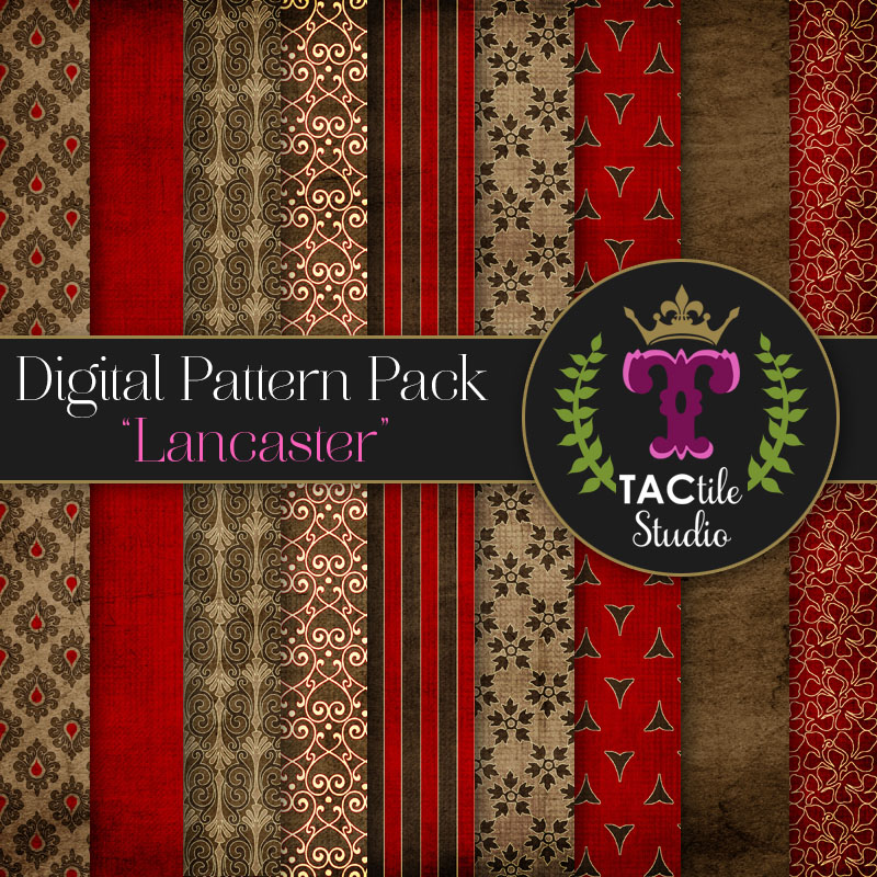 Lancaster Digital Paper Pack