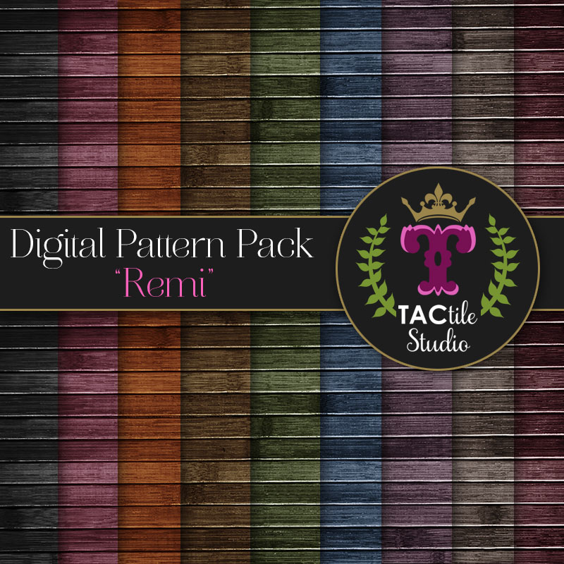Remi Digital Paper Pack