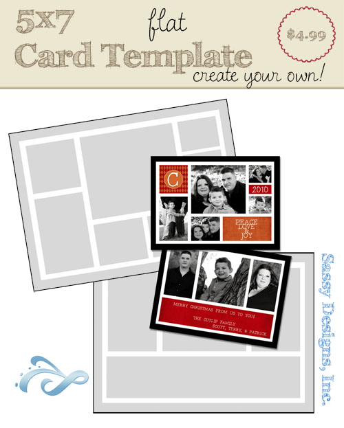Create Your Own Card Template #22