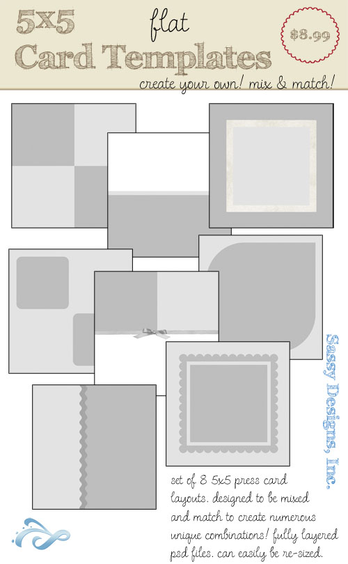 Create Your Own 5x5 Mix and Match Set