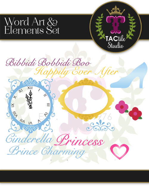 Cinderella Inspired Design Elements