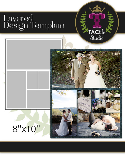 Composition 8x10 Storyboard Template