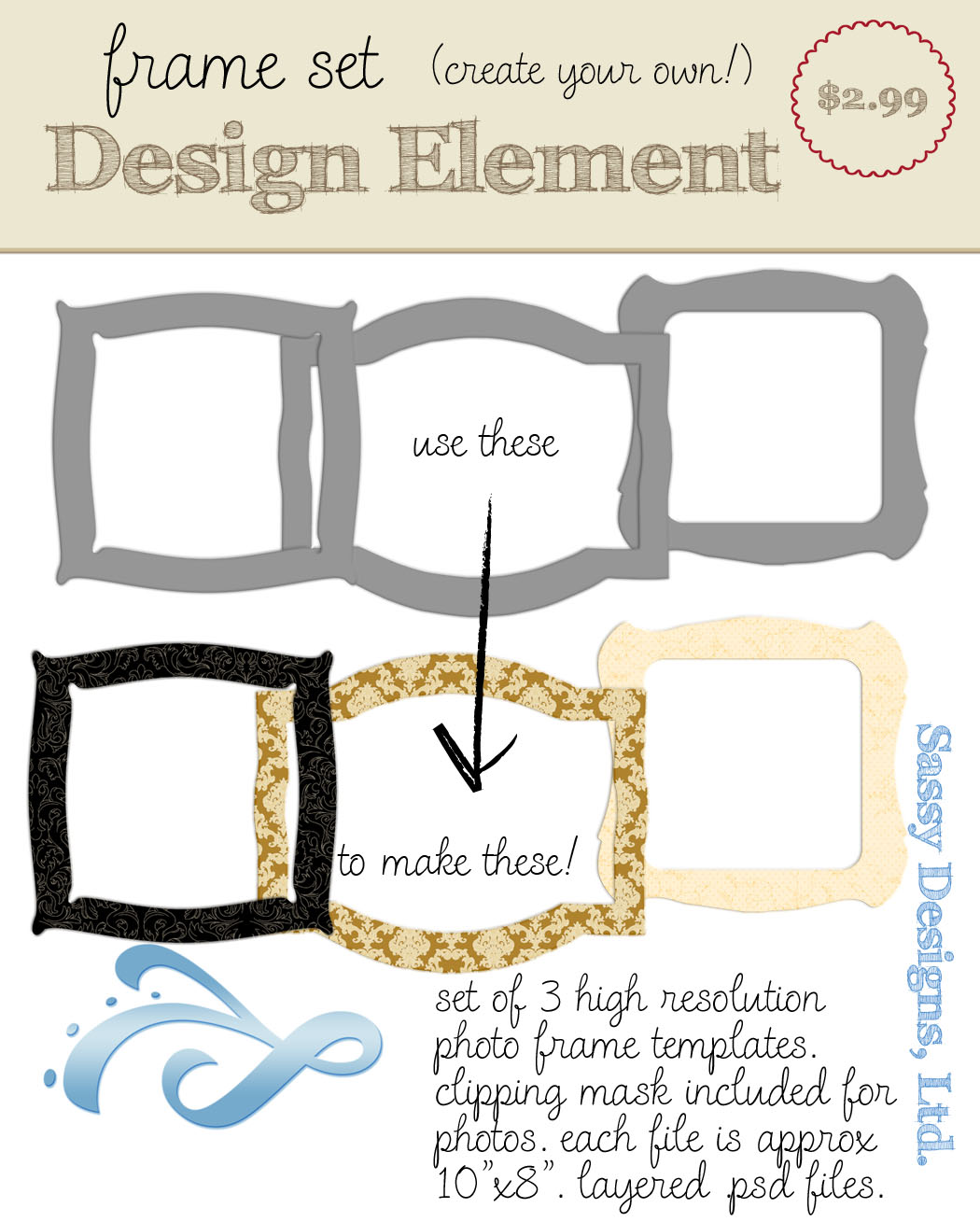 Create a Frame Set