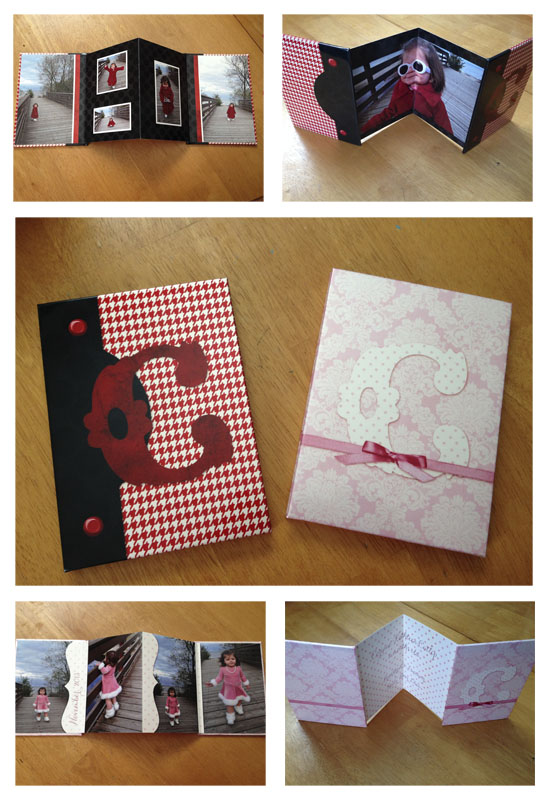 4x5.5 Mini Album Pair